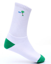 HUF - Do Nothing Club Crew Socks