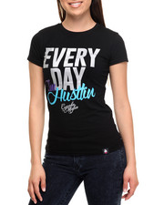 Tops - Hustlin T-Shirt