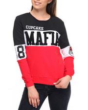 Women - CM Varsity Sweatshirt