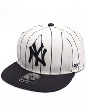 Hats - New York Yankees Pinstripe 47 Captain Snapback Cap