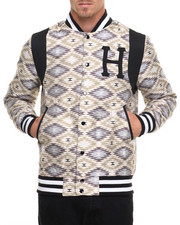 Light Jackets - Classic Varsity Jacket
