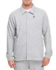 HUF - Fleece Coaches Jacket