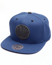 Men - Golden State Warriors Grey Tonal Logo Snapback Cap