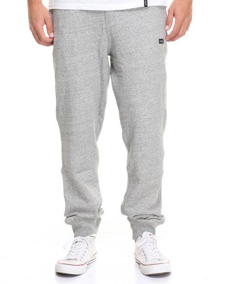 Huf Men Cadet Fleece Pants Grey Medium