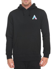 Men - Triangle Prism Pullover Hoodie