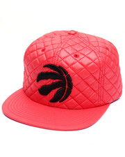 Mitchell & Ness - Toronto Raptors Quilted 20 D Snapback Cap
