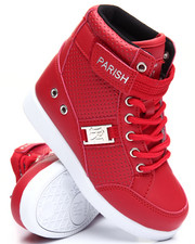 Pre-School (4 yrs+) - PROSPERITY SNEAKERS (11-3)