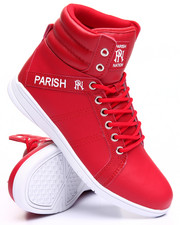 Parish - Monarchy High Top Sneaker