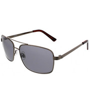 Sunglasses - James Dean Collection Square Metal Pilot Sunglasses