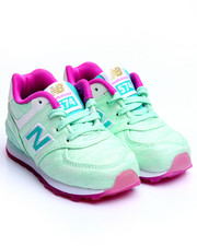 New Balance - 574 SUMMER WAVES SNEAKERS (5-10)