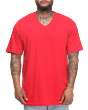Basic Essentials - Basic V - Neck S/S Tee (B&T)