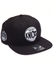 Men - New York Knicks Sure Shot 47 Captain Snapback Cap
