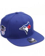 Men - Toronto Blue Jays Sure Shot 47 Captain Snapback Cap
