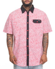 Button-downs - Elephant S/S Button-Down (B&T)