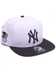 Men - New York Yankees Sure Shot Two Tone 47 Captain Snapback Cap
