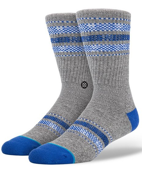 Stance Socks Men Sullivan Socks Grey Large
