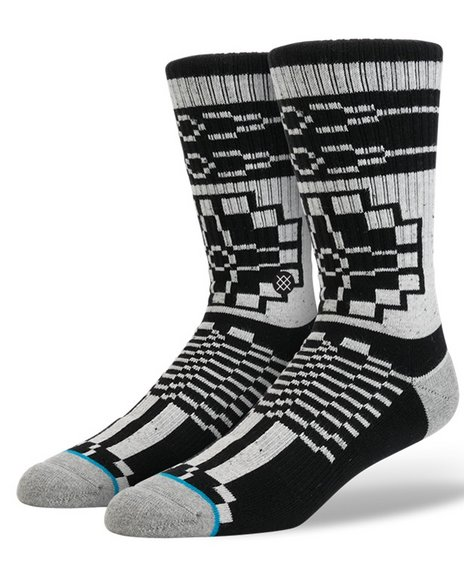 Stance Socks Men Digimex Socks White Large