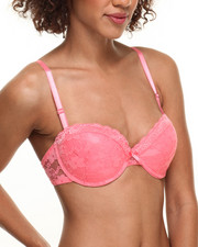 Intimates & Sleepwear - Balconette Allover Lace Push-up Bra