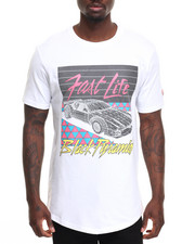 T-Shirts - Fast Life S/S Tee