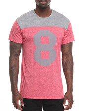 Men - Marled Jersey - Style S/S Tee