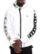 Men - B P Tyvek Zip Jacket