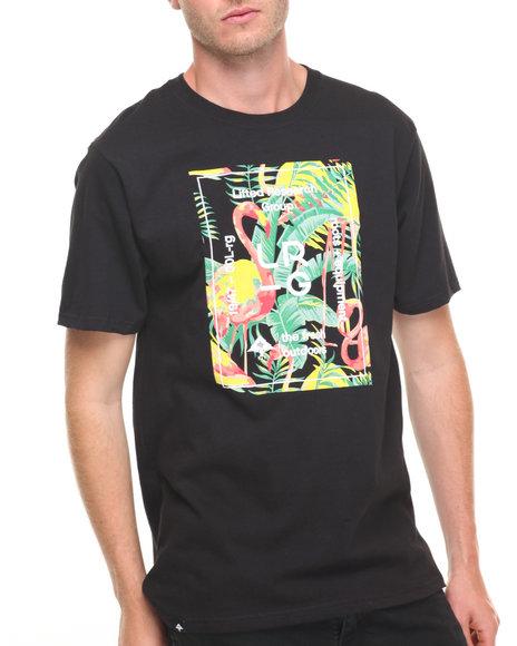 Lrg Men Toucan Fill T-Shirt Black Medium