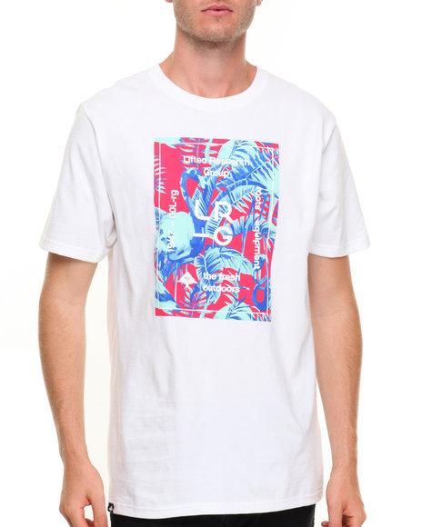 Lrg Men Toucan Fill T-Shirt White Large