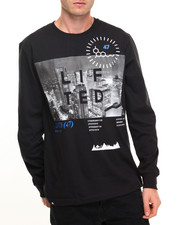 LRG - High City Life L/S T-Shirt