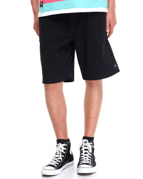 Lrg Men Marauder Walkshort Black 34