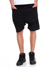 Men - Drop Crotch Beasom Pocket Short