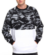Crooks & Castles - CR Neck Sweatshirt