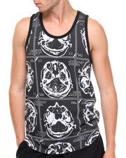 Shirts - Brain scan tank