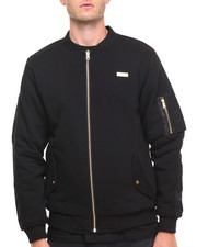 Crooks & Castles - Illusive Reversible Bomber Jacket