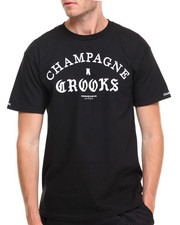 Crooks & Castles - Four Cees T-Shirt