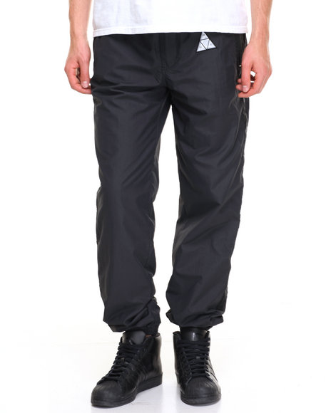 Huf Men All Set Track Pants Black XX-Large