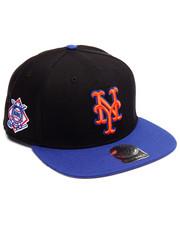 Hats - New York Mets Sure Shot Two Tone 47 Captain Snapback Cap