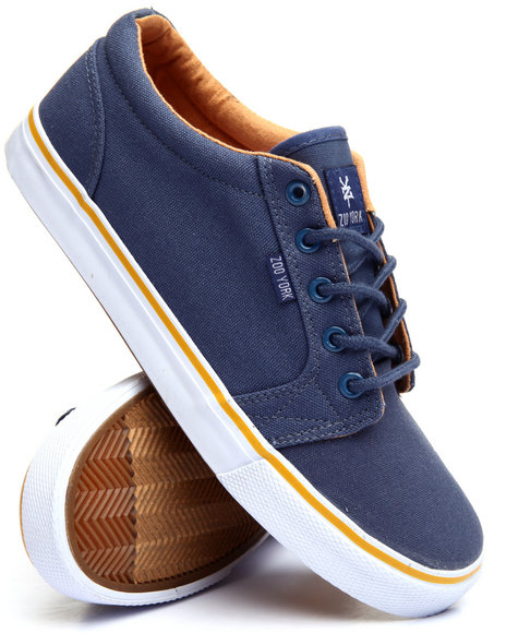 Zoo York Men Ramp Lo Sneakers Blue 13