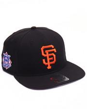 Men - San Francisco Giants Sure Shot 47 Captain Snapback Cap