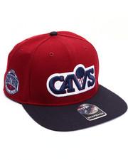 Men - Cleveland Cavaliers Sure Shot 47 Captain Snapback Cap