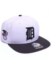 Men - Detroit Tigers Sure Shot Two Tone '47 CAPTAIN Snapback Cap