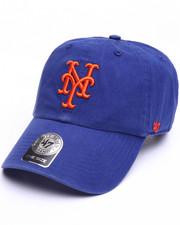 Men - New York Mets Clean Up 47 Strapback Cap