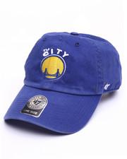 Hats - Golden State Warriors Clean Up 47 Strapback Cap