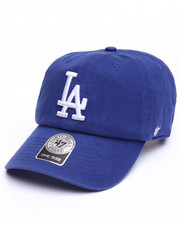 Hats - Los Angeles Dodgers Clean Up 47 Strapback Cap