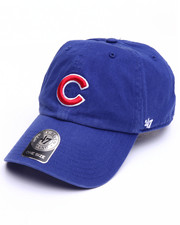 Accessories - Chicago Cubs Clean Up 47 Strapback Cap