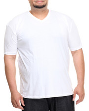 Shirts - Basic V - Neck S/S Tee (B&T)