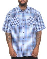 Button-downs - Pattern 01 S/S Button-down (B&T)