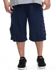Enyce - Belted Pinfile Cargo Short (B&T)