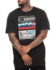 LRG - Turn Off Tune In T-Shirt (B&T)