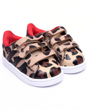 Girls - Superstar CMF Inf Leopard Sneakers (5-10)