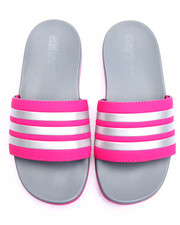 Girls - Adilette SC Plus K 3-Stripes Sandals (11-6)